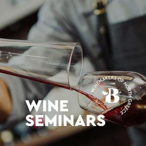 Winemakers Of North Greece Seminars